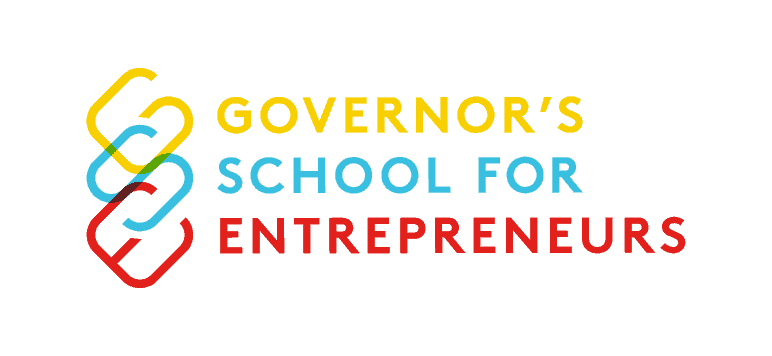 Governor's School for Entrepreneurs Logo Color@4x